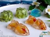 شاهد بالصور.. حلوى يابانية غريبة تغزو أسواق العالم !!