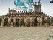 """بالصور.. قوات الأمن الخاصة السعودية والباكستانية يلتقون في """"الشهاب 1 """""""