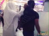بالفيديو.. الهيئة تضبط ممثلاً كويتياً يصور سلفي مع النساء داخل مول تجاري بالرياض