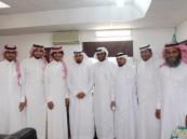 المحكمة العامة بالجفر تحتفل بعيد الأضحى المبارك