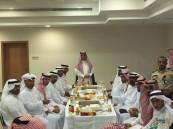إدارة الخدمة المدنية بمحافظة #الأحساء تعايد منسوبيها