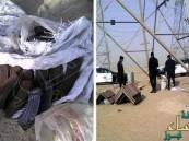 """""""صدفة"""" تقود الأمن الكويتي إلى مخزن أسلحة !"""