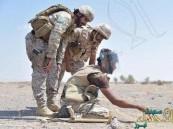 جنودنا البواسل يضحون بأرواحهم لتطهير الأراضي اليمنية من ألغام الحوثيين