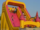 200 طفل يستمتعون بمهرجان الطفل الرابع بالساباط