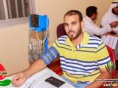 أكثر من 260 متبرع في حملة للتبرع بالدم في الهفوف