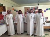 """مركز صحي """"البندرية"""" يقيم معرض التطعيم و يكرم الأم المثالية"""