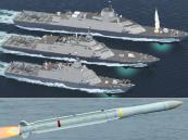 بالفيديو والصور… تعرف على السفن القتالية الجديدة في البحرية السعودية