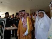 """بالصور… الأمير بدر بن جلوي يدشن """"الهوية"""" الجديدة للدوريات الأمنية بالأحساء"""