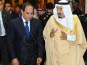 الملك سلمان يشيد بعلاقة المملكة الوثيقة مع مصر