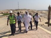 بالصور.. في #الأحساء منتزه الملك عبدالله للمغامرات يبدأ مرحلته الثانية بـ27 مليون ريال