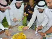 """""""العديل"""" الشيف الأول بمسابقة نادي حي مدرسة """"الأمير سعود بن جلوي"""""""