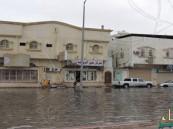 الأن.. موجة من الأمطار تجتاح عدة مناطق بمحافظة #الأحساء