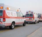 """وفاة """"طفلة كويتية"""" وإصابة عائلتها في حادث مروري بالمملكة"""