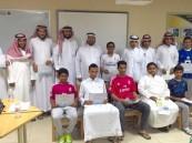"""نادي حي """"الأمير سعود بن جلوي"""" يقيم دورة """"القيادة الطلابية"""""""