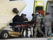#روسيا تستقبل 144 جثماناً من ضحايا الطائرة المنكوبة