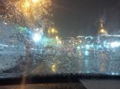 أمطار خفيفة تشهدها أجزاء من محافظة #الأحساء