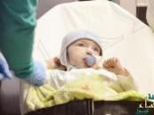 #الملك_سلمان يوجه بعلاج طفل بولندي في السعودية