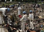 العثور على الصندوقين الأسودين لطائرة الشحن التي تحطمت جنوب السودان