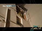 بالفيديو.. شاهد آثار المداهمة الأمنية التي قتل فيها أباعود وبولحسن بعد هجمات باريس