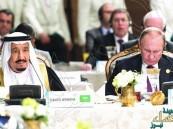 الملك يؤكد ضرورةِ مُضاعفةِ المُجتمعِ الدولي لجهودهِ لاجتثاثِ الإرهاب وتخليصِ العالمِ مِن شُروره