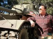 """بالصور.. """"الدبابات"""" ضمن أغرب سيارات مشاهير العالم !!"""