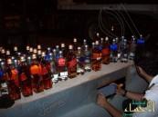 """جمرك سلوى يحبط تهريب أكثر من 300 زجاجة خمر مُخبأة مع إرسالية """"حديد"""" !"""