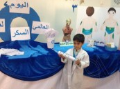 تفعيل اليوم العالمي لمرض السكر في روضة الرميلة