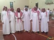 """ثانوية """"الملك خالد"""" بالهفوف تُكرم معلميها المتميزين وتجتمع بالآباء في لقاء مفتوح"""