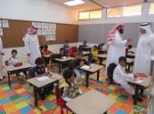 """النجاح الابتدائية تقدم برامج """"الأمان الأسري"""" و """"تحسين الأداء التعليمي"""" لطلابها"""