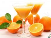 فوائد عصير البرتقال تفوق الثمرة نفسها