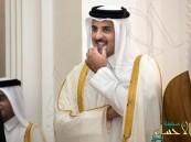 بالصور.. أمير #قطر يتجول في المغرب مرتديًا الجلباب المغربي