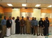 لجنة التوعية بكهرباء #الأحساء تفتتح فعالياتها بالتعاون مع إدارة المرور