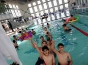 """ابتدائية """"الغزالي"""" تزور """"الفتح"""" وتقيم مسابقة ثقافية لطلابها"""