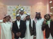 """أسرة """"العساف"""" بالعيون تحتفل بعقد قران ابنها """"فهد"""""""