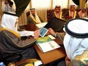 """بالصور.. سمو أمير المنطقة #الشرقية يدشن مشروع """"إماطة"""""""