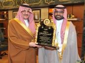 الأمير سعود بن نايف يستقبل مدير عام فرع وزارة الإسكان بالمنطقة الشرقية