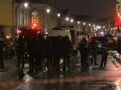 انفجار في موقف حافلات يهز وسط #موسكو .. وأنباء بوجود إصابات