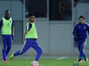 """""""غالب"""" و""""أدريان"""" يقتربان من العودة للمشاركة مع #النصر"""