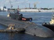 غواصة روسية مزودة بصواريخ كروز تخترق السواحل السورية