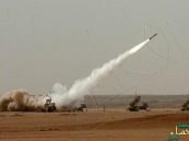 """قيادة التحالف: """"الباتريوت السعودية"""" تقتنص صاروخاً قادماً من الأراضي اليمنية"""