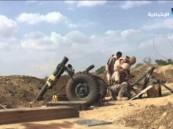 شاهد.. جانب من عمليات قواتنا المرابطة ضد مليشيات الحوثي