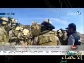 بالفيديو..لحظات مثيرة لفخ نصبته القوات الخاصة السعودية للحوثيين بالربوعة