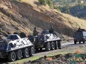 إصابة 9 من القوات التركية في انفجار عبوة ناسفة جنوب شرق البلاد