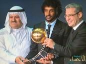 """""""شهراني"""" #الهلال أفضل لاعب خليجي لعام 2015"""