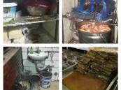 بالصور.. في #الأحساء .. حملات المداهمة تغلق 10 مطاعم هددت صحة المواطنين