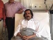 كشف السبب وراء إصابة أمير قطر السابق بكسر في ساقه