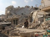 2300 قتيل حصيلة الغارات الروسية على سوريا