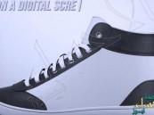 بالفيديو.. حذاء رياضي يمكن تغيير لونه وتصميمه من هاتفك الذكي !