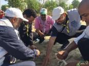 النشاط الكشفي يقيم الدراسة الأولية لقادة الوحدات الكشفية