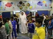 بالصور.. أنشطة منوعة بمدرسة الأمير محمد بن فهد